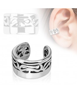 Faux piercing oreille tribal