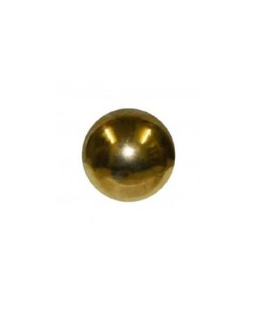 boule piercing couleur doré